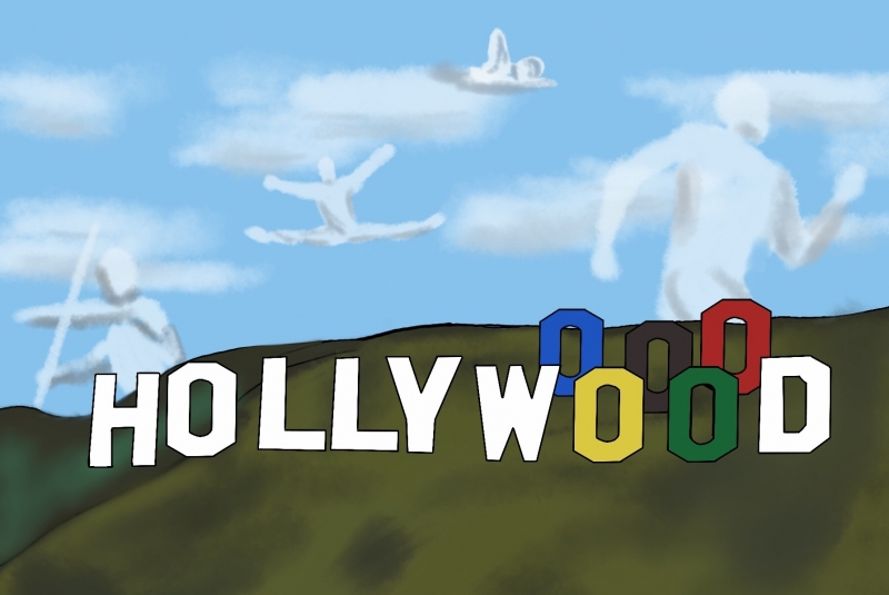 hollywood olympics