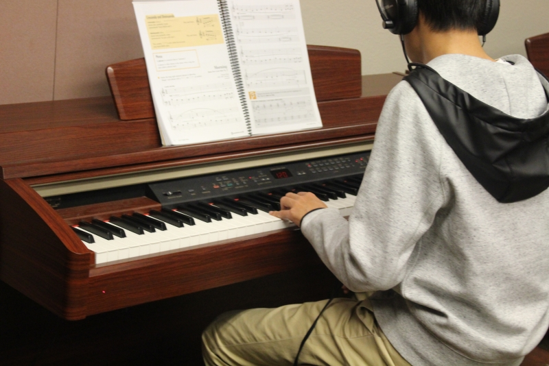 Piano Practicing
