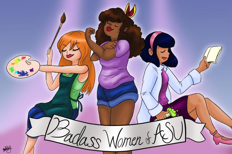 badass women of asu
