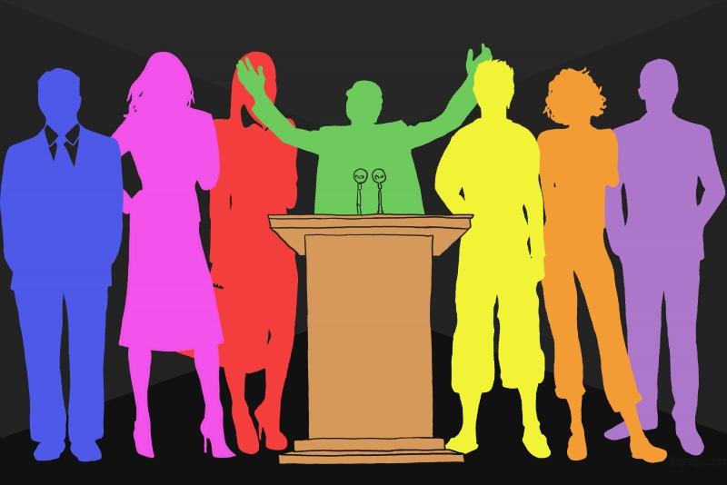 Diverse Speakers