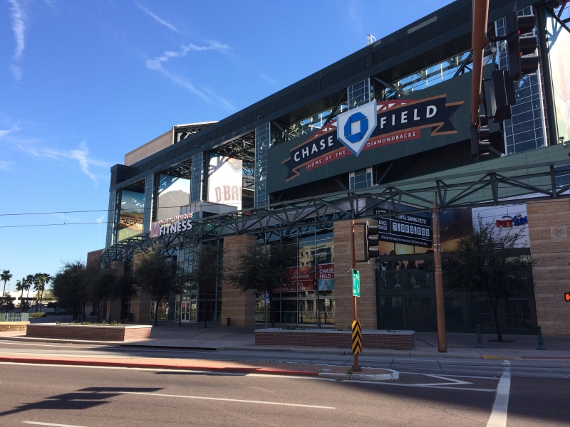 Chase Field 6