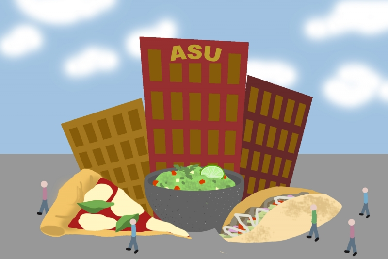 ethnic food asu