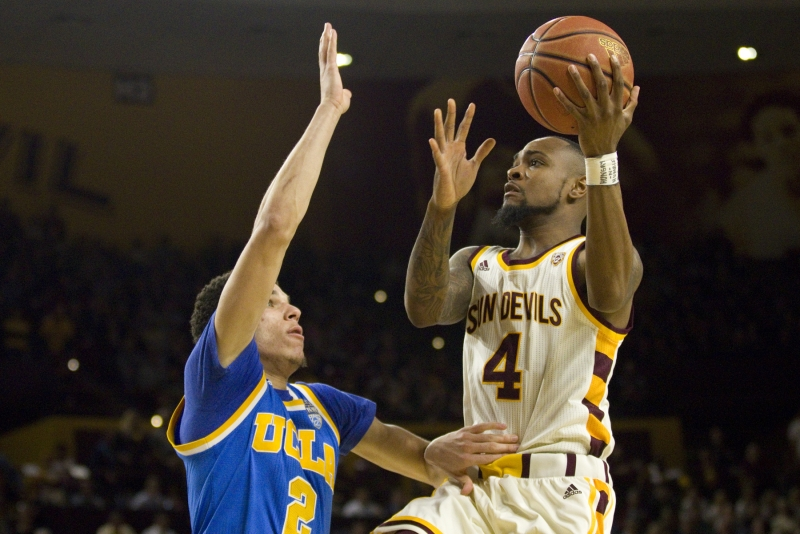 ASU men's basketball outmuscled by No. 5 UCLA