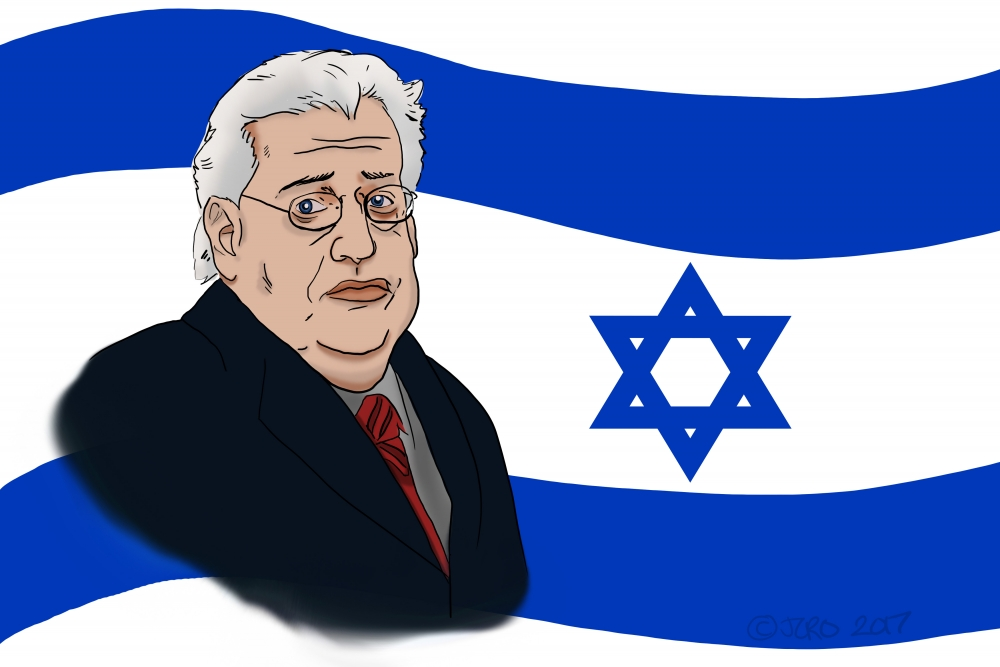 Image result for David Friedman CARTOON