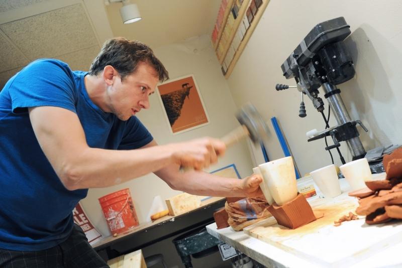 Ceramics Grad Studio