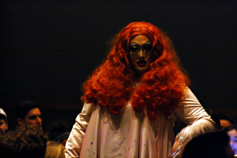 kim chi in the audience