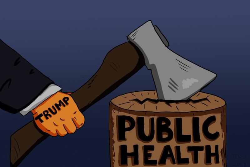 Chopping Block Cartoon