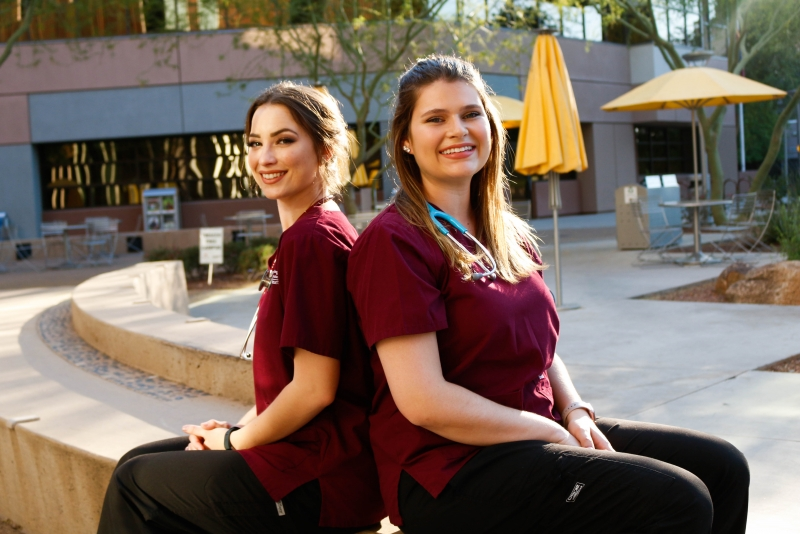 ASU students look to shape national nursing policy