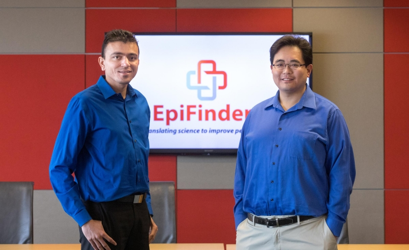 ASU students show innovation with EpiFinder app