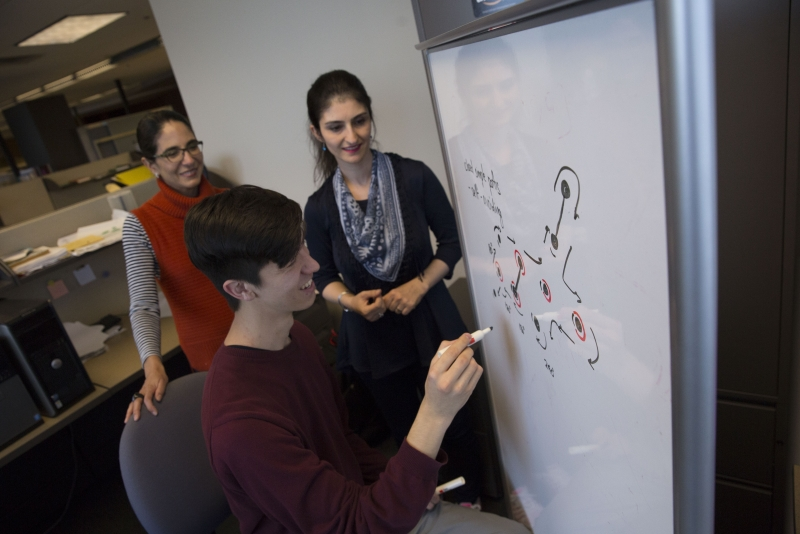 Programmable Matter Research Team
