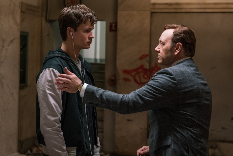 'Baby Driver' wows, dazzles and other positive adjectives