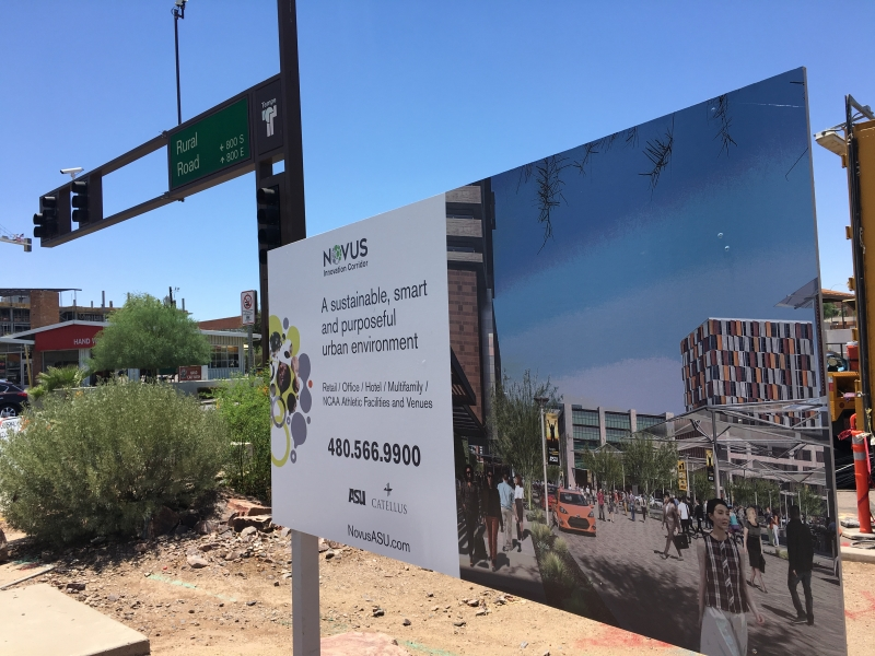 ASU plans for a new urban community with 20-year project