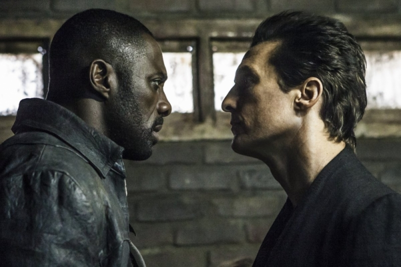 'The Dark Tower' incites a quick-thrill, with an empty aftertaste