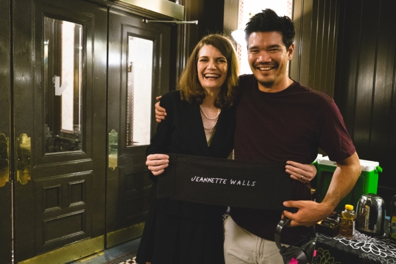 """Creating """"The Glass Castle"""" with Jeannette Walls"""