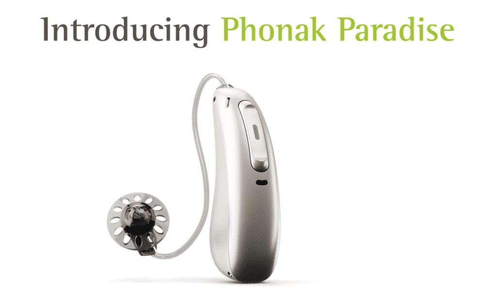 Phonak Paradise 1