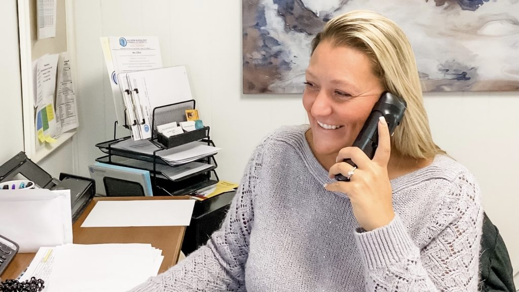 Allison Audiology Appointment