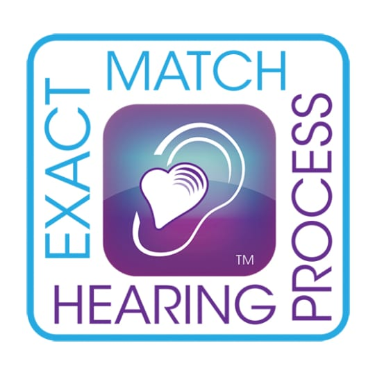 exact match hearing process@2x