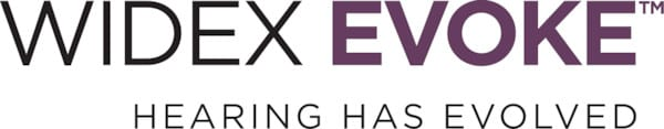 EVOKE logo with tagline black and pantone 5125