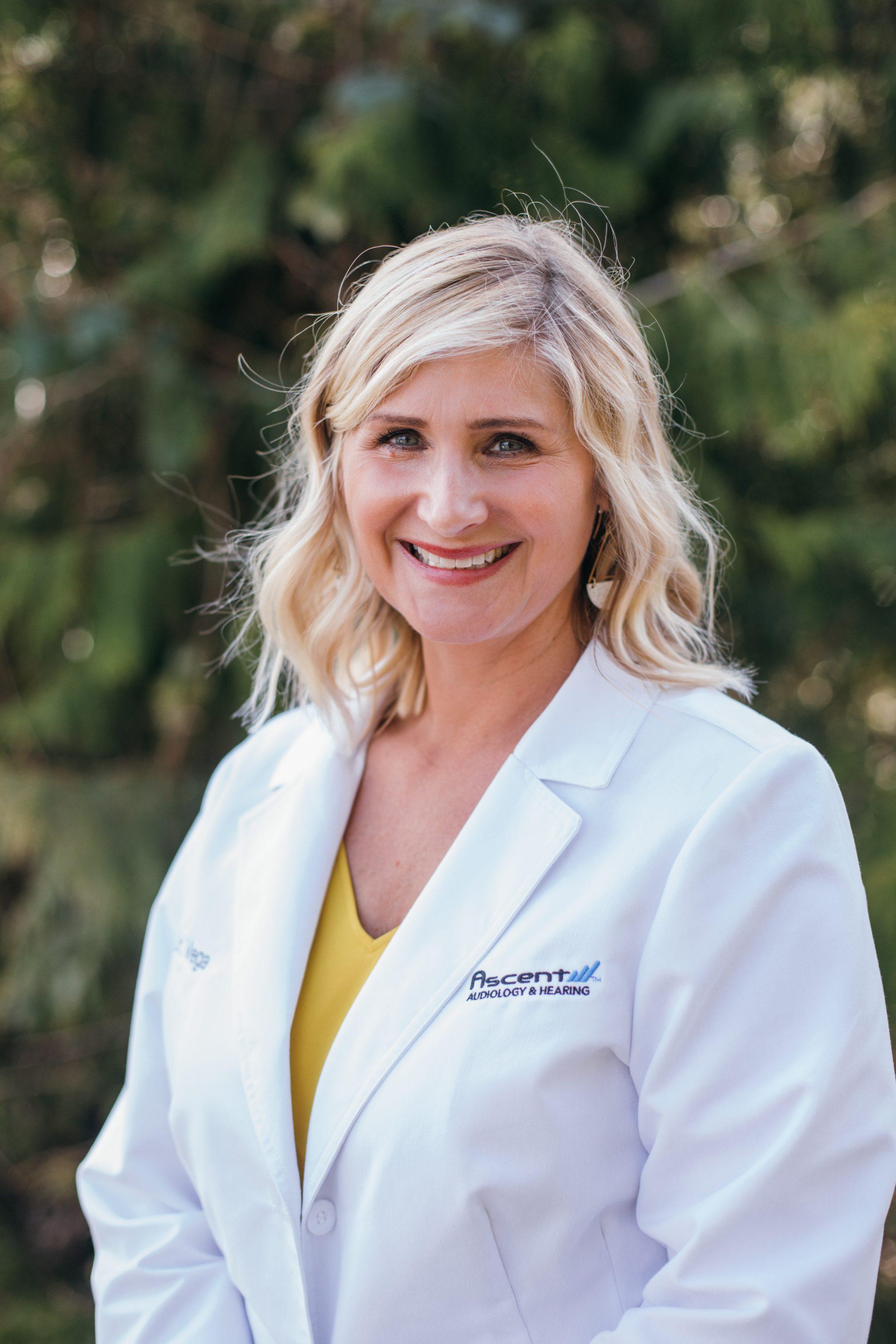 Alison Vega, Au.D. : Doctor of Audiology