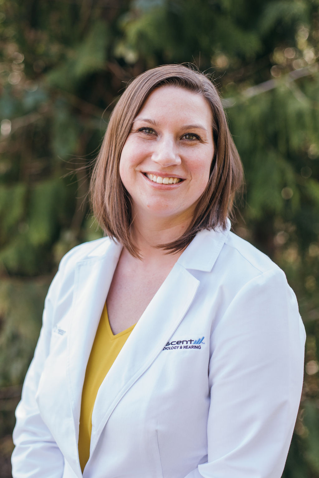 Jessica Hesson, Au.D. : Doctor of Audiology