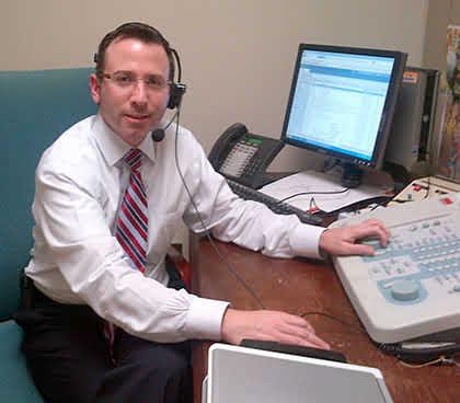 Dr. Stuart Shalom Motechin : Audiologist