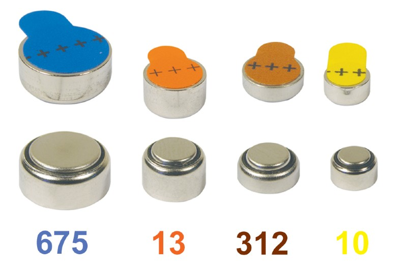 Which Hearing Aid Battery Lasts Longest - Battery Sizes