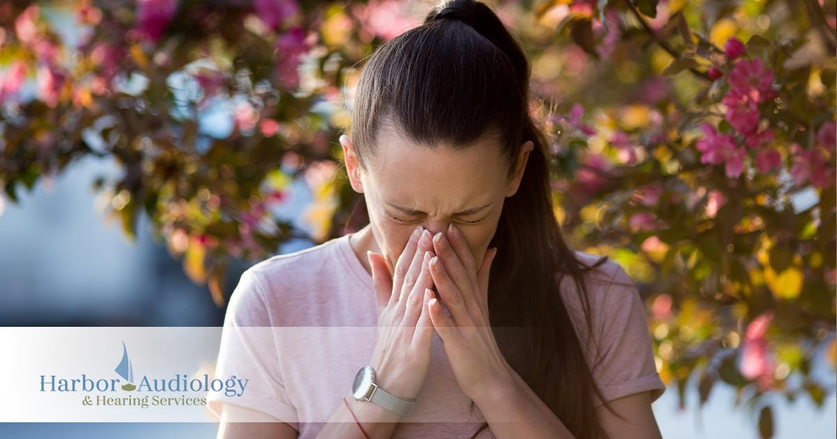 Can Allergies Cause Hearing Problems 1