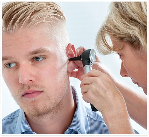 a professional hearing instrument specialist springfield