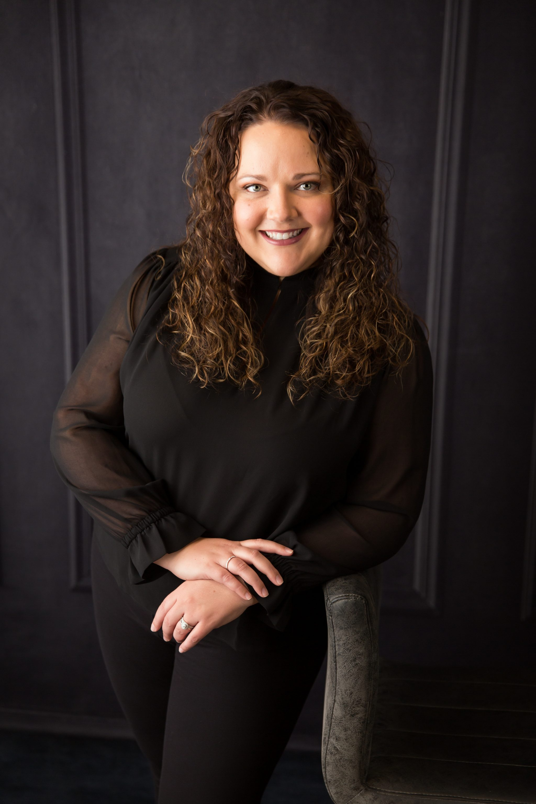 Amanda Leddige : Owner/Audiologist