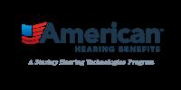 american hearing benefits logo color