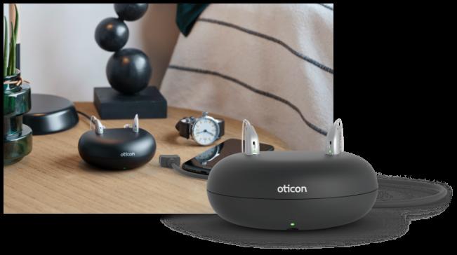 hearing aid oticon image
