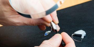 service hearing aid repair