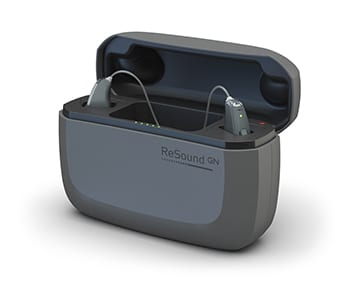 hearingaids resound rechargeable