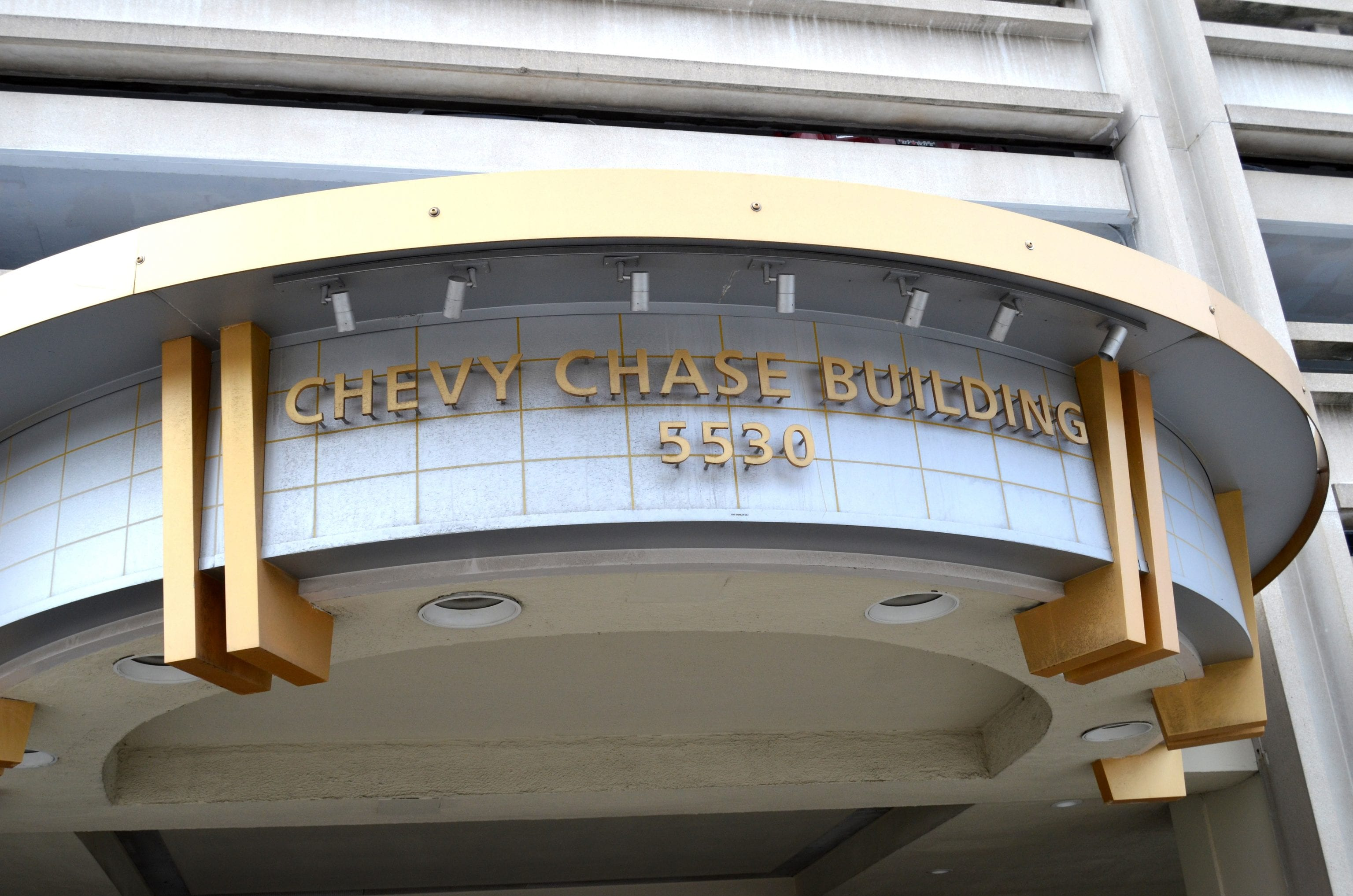 Chevy Chase - Exterior Office