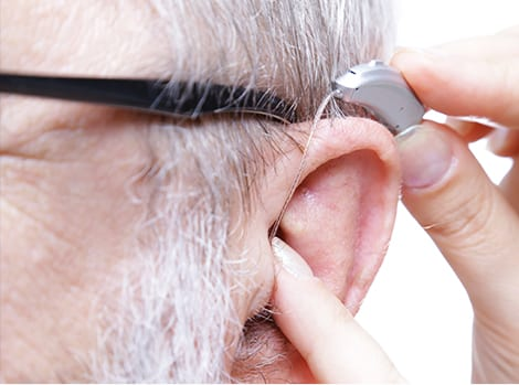 service hearing aid services