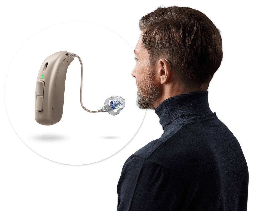 hearing aids oticon