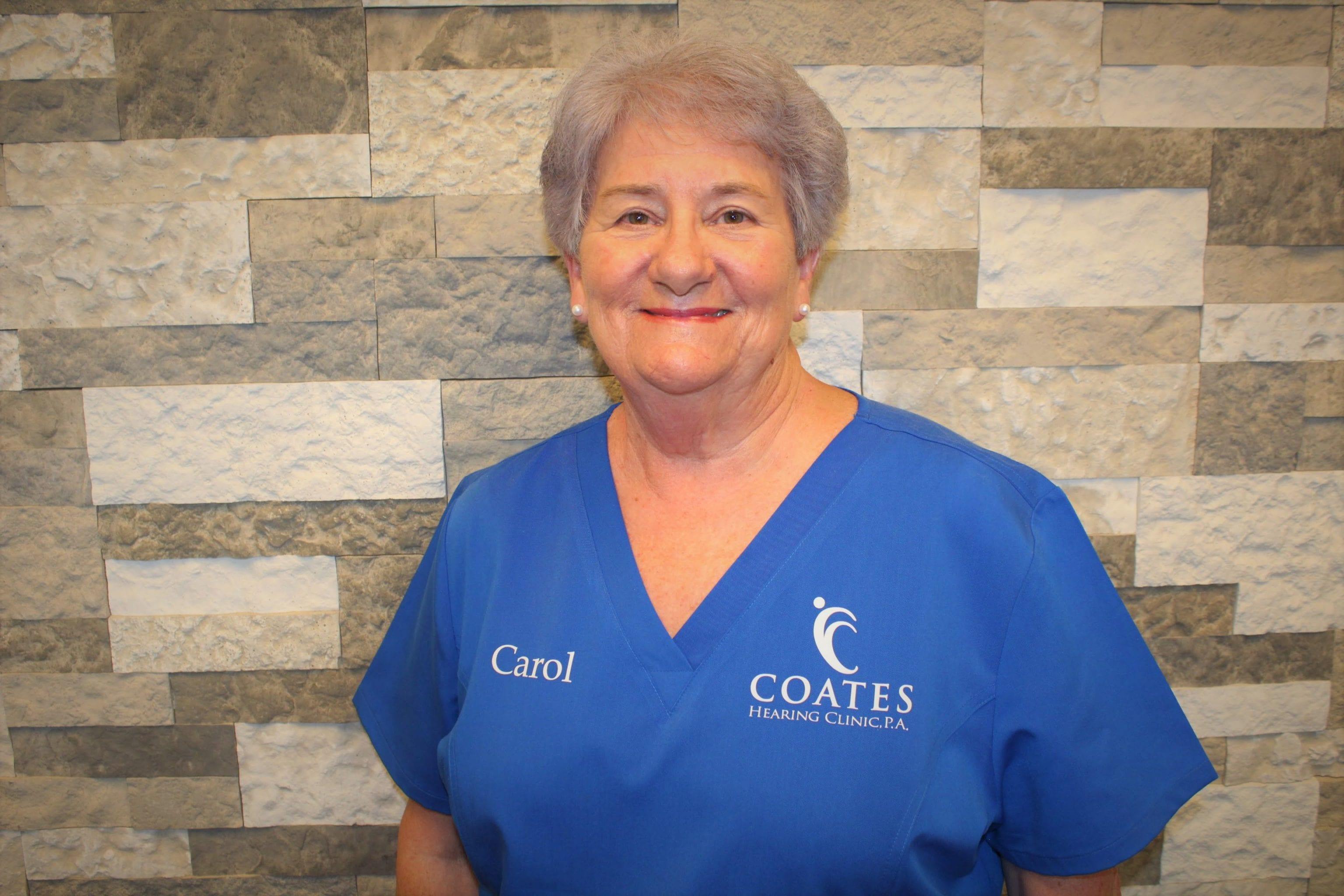 Carol Green : Patient Relations