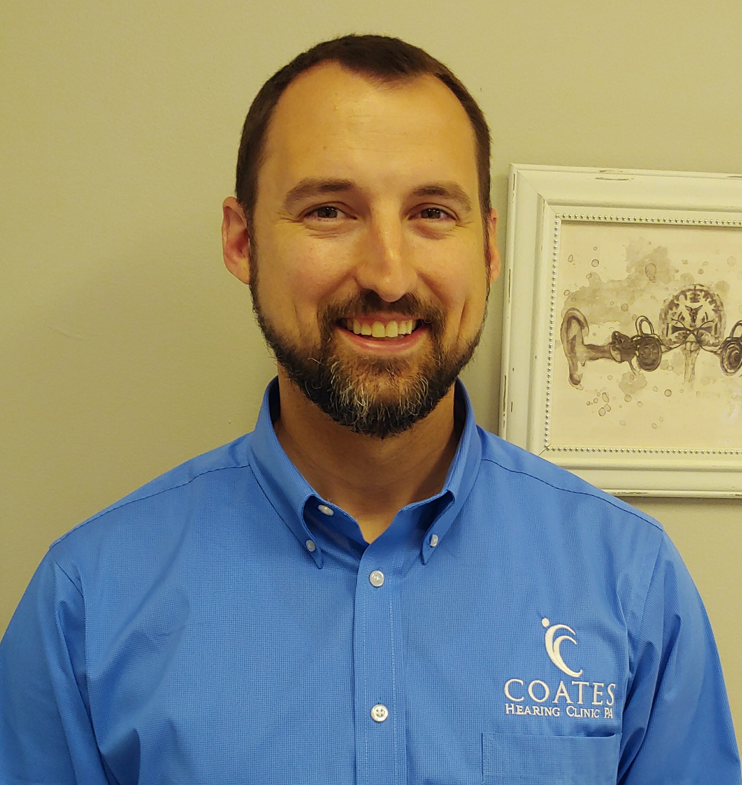 Deacon Jones Smithfield >> Professional Staff | Coates Hearing Clinic, PA