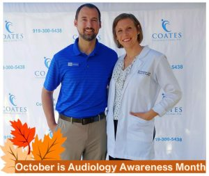 1 october is audiology awareness month 2019