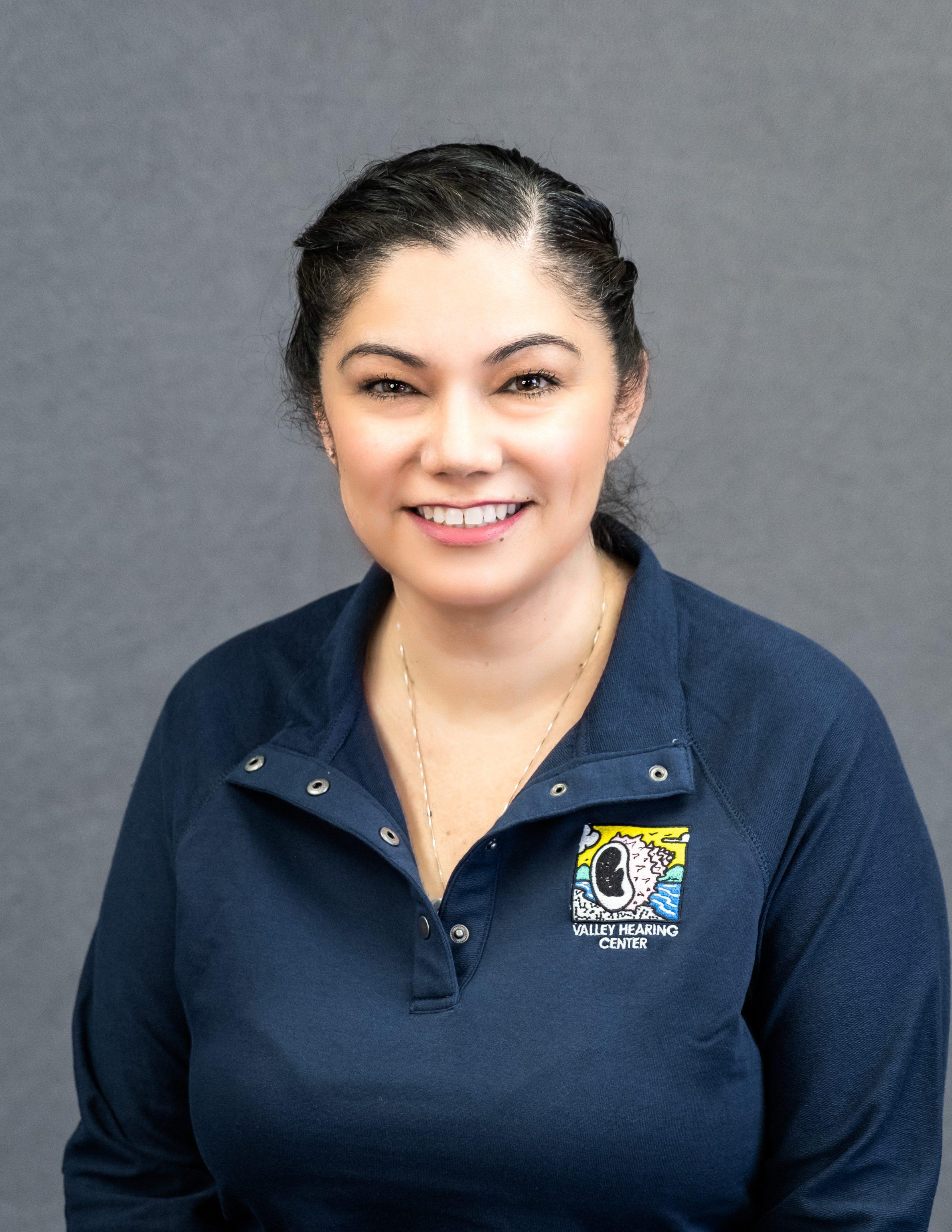 Melissa Salas : Front Office Coordinator