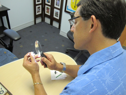 hearing aid cleaning maintenance