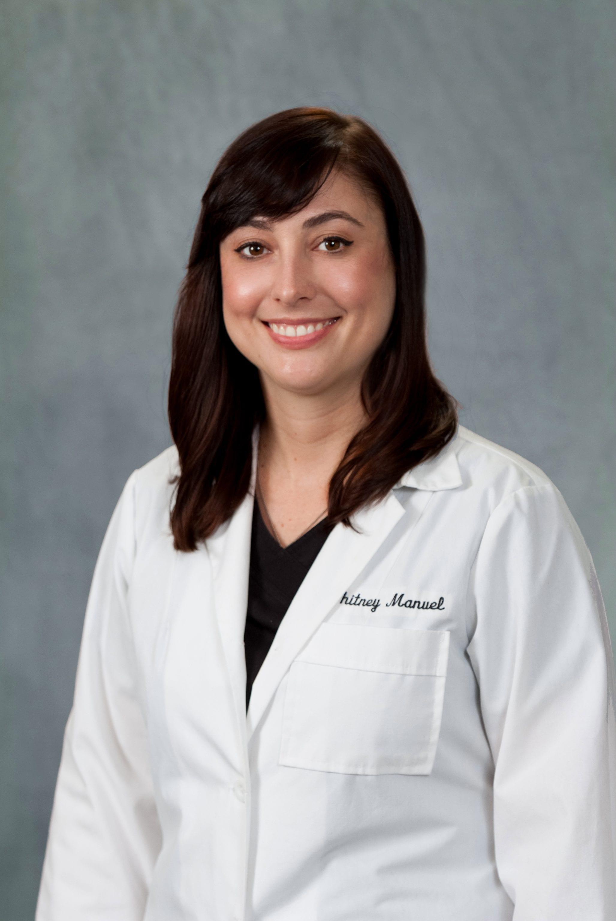 Whitney L. Manuel, Au.D., CCC-A, F-AAA : Audiologist