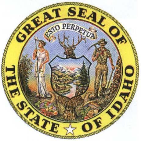 Seal of Idaho