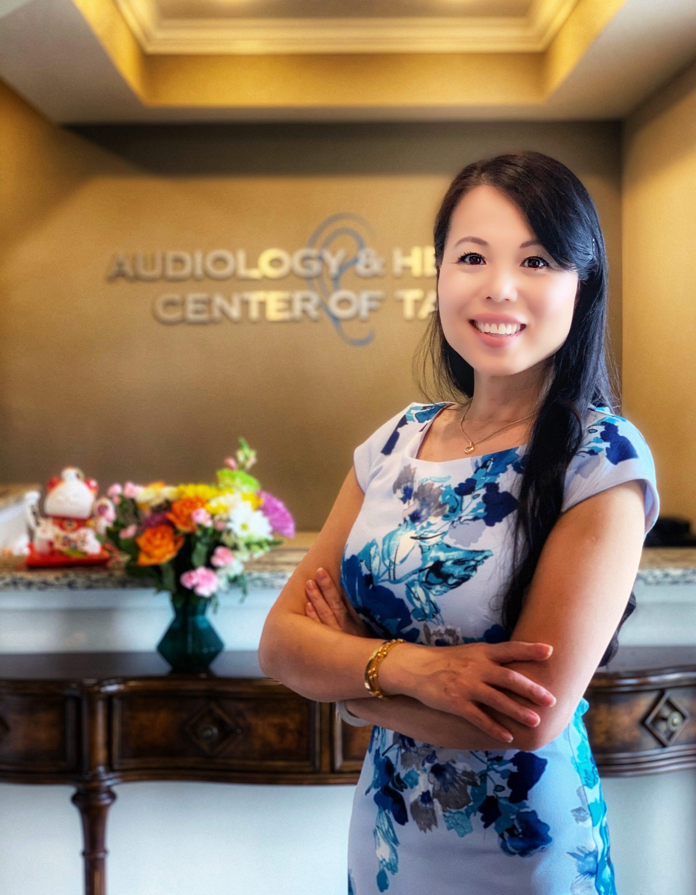 Nancy Wong, Au.D. : Director/Audiologist