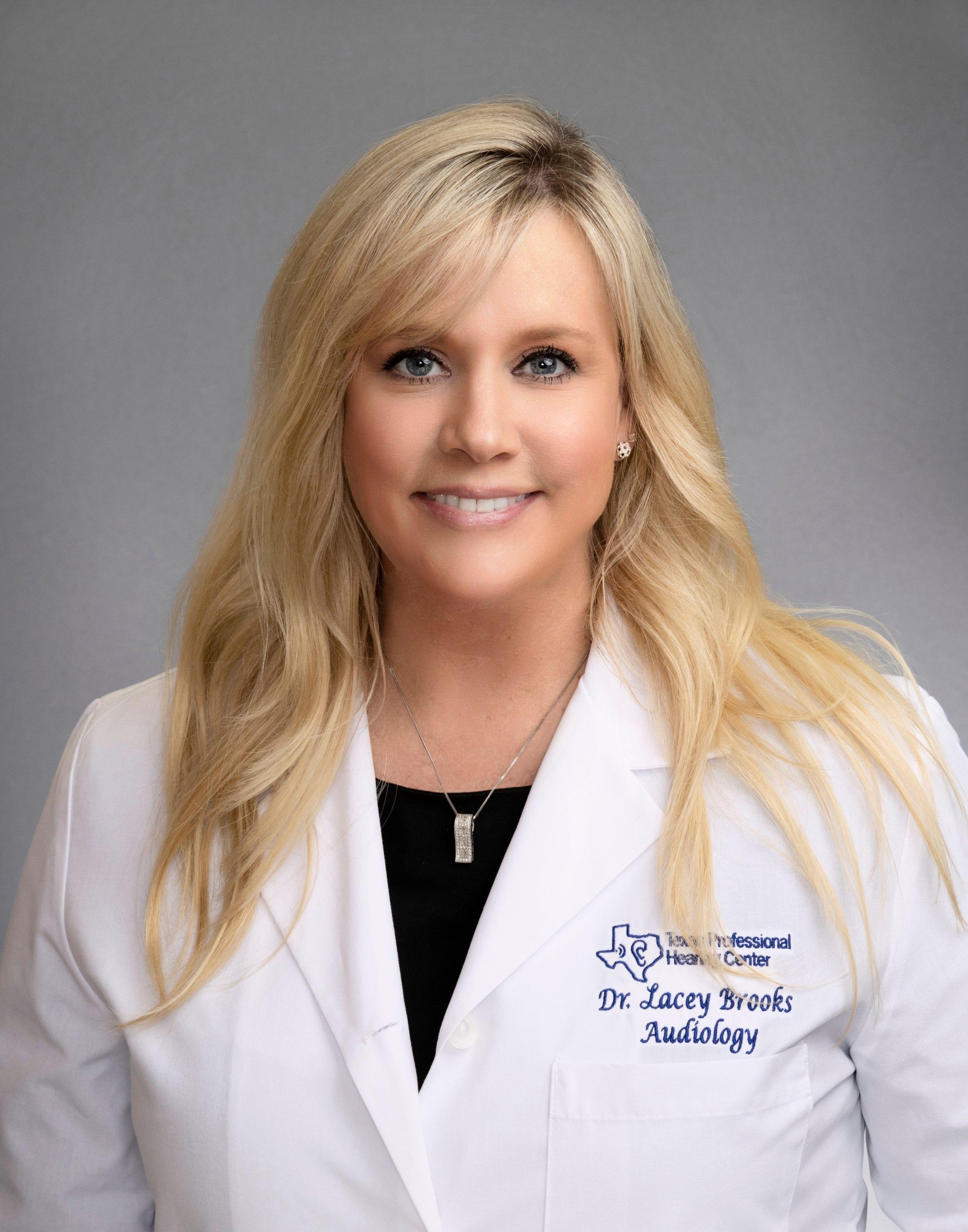 Dr. Lacey Brooks : Audiologist