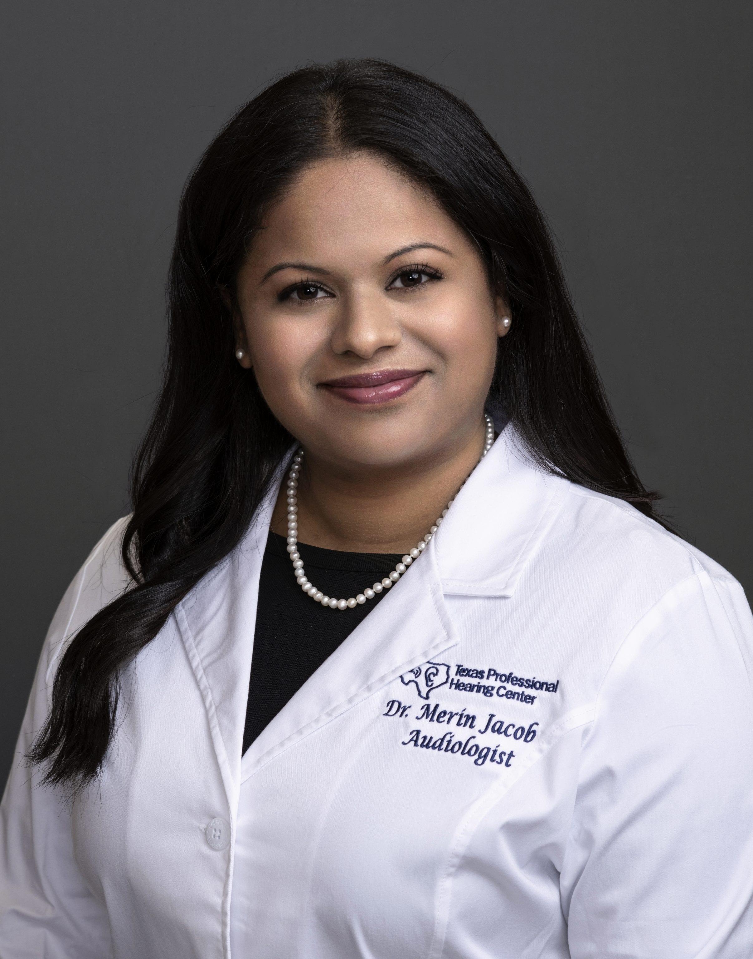 Dr. Merin Jacob : Audiologist
