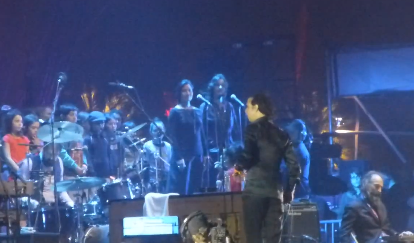 Coachella 2013 - Nick Cave and The Bad Seeds, Push the Sky Away LIVE