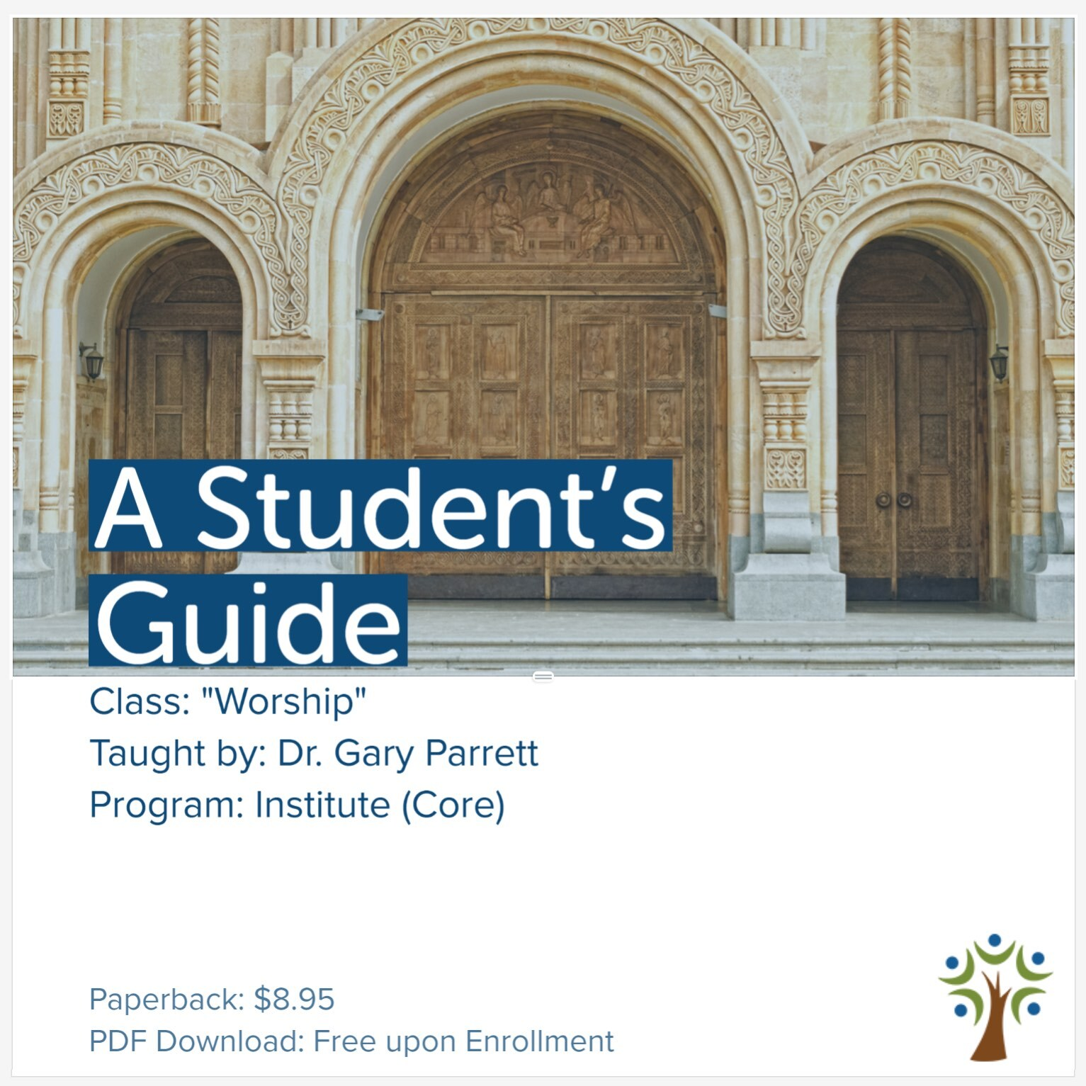 Worship Student's Guide