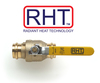 S rht press ball valve