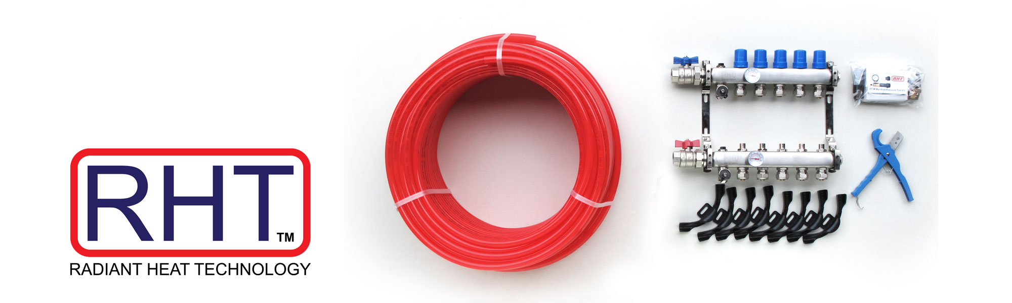 PEX Tubing Packages
